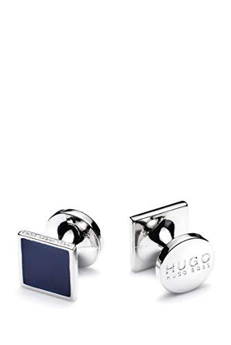 BOSS Hugo Mens E-TOTAKE Square Cufflinks with Enamel core