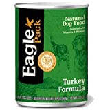 Eagle Pack Turkey Formula Can Dog Food 12 Pack