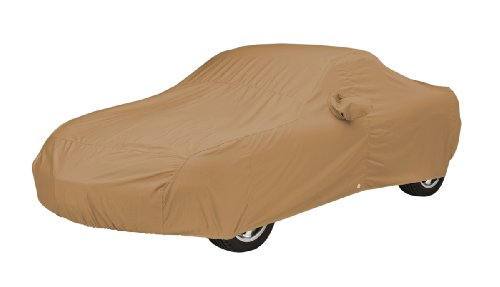 Covercraft Custom Fit Car Cover for Cadillac 60S - Sunbrella Fabric (Toast) - 1960s Fabric