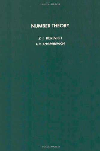 Number Theory,  (Pure and Applied Mathematics, Volume 20)
