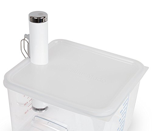 Cellar Made Sous Vide Rubbermaid Container Lid for Joule Cookers