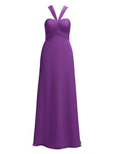 Prom for Sweetheart Alicepub Women Formal Dresses Evening Dress Party Bridesmaid Long Purple Semi 0AXwqTnwa
