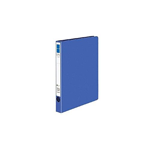 [해외]코크 링 파일 ER B5 수직 직경 22 ㎜ 2 다크 블루 프-UR421NB 【 정리 구매 5 권 세트 】 / Kokuyo ring file ER b5 vertical bore 22 mm 2 hole blue off-UR421NB [5 books set]