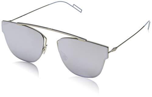 Christian Dior 0204/S Sunglasses Matte Palladium/Silver Mirror