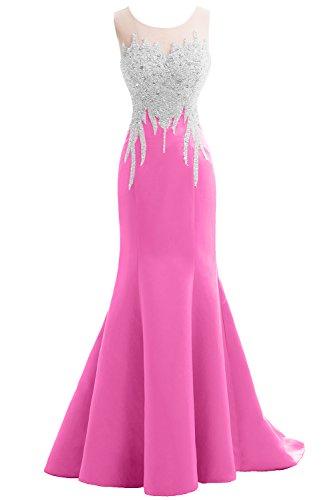 rosa mujer 36 para Topkleider Vestido qfZtAA