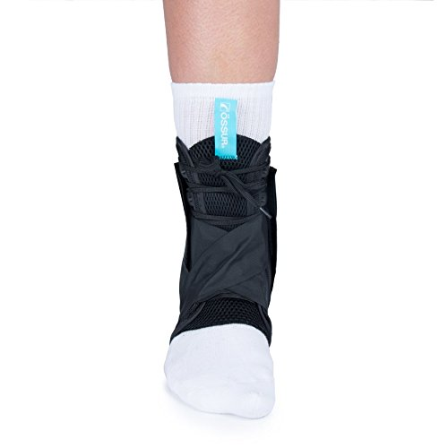 Ossur Form Fit Ankle Brace - Medium with Figure 8 Straps by Ossur (Image #3)