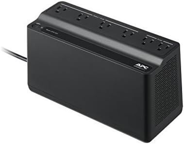 APC UPS, 425VA UPS Battery Backup Surge Protector, BE425M Backup Battery Power Supply, Back-UPS Series 31TLXhYhfEL