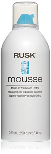 RUSK Designer Collection Mousse Maximum Volume and Control, 8.8 ()