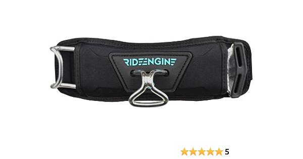 Spreader bar included Ride Engine 2019 White Carbon Elite