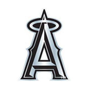 MLB Los Angeles Angels Chrome Automobile ()