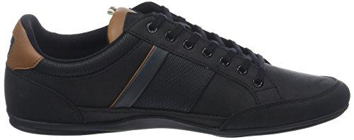 Uomo 318 Nero Chaymon Lacoste Brw Cam Sneaker 2 Blk 094 PUCHnnwqxX