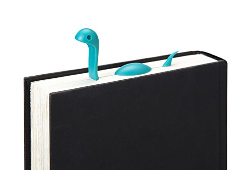 Nessie Tale Bookmark by OTOTO (Turquoise)
