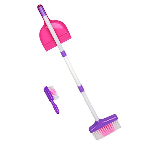 broom and dustpan toy - 5