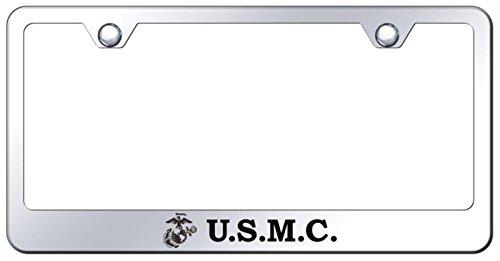 Military Marine Corps Custom License Plate Frame