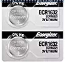 Energizer CR1632 Lithium Battery 3V (2 B...