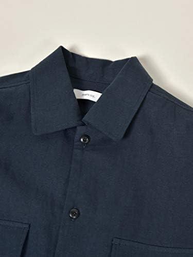 [シップスエニィ メンズ] ジャケット ミリタリー シャツ メンズ 714000003