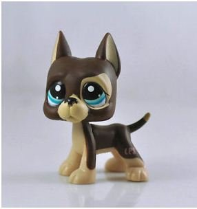 Five stars store Littlest Pet Shop Without Magnet Pet Dog Child Girl Figure Toy Loose Cute Xmas FREE GIFT