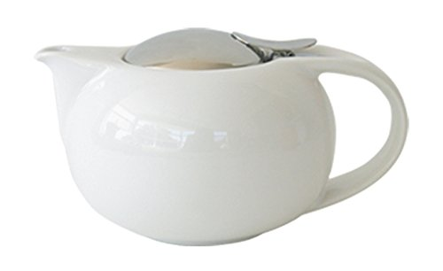 ZEROJAPAN Saturn S 300cc teapot white BBN-17S WH (japan import)