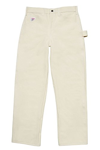 Pointer Brand Natural Drill Carpenter Jean - Painter Pant 54x30 White ()