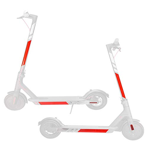 Amazon.com: Reflective Stickers, Zhaowei Electric Scooter ...