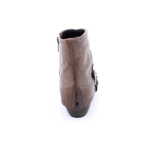 Koolers Brown Women's Medium Marc Leather Fisher Boot ZqE0wx8w