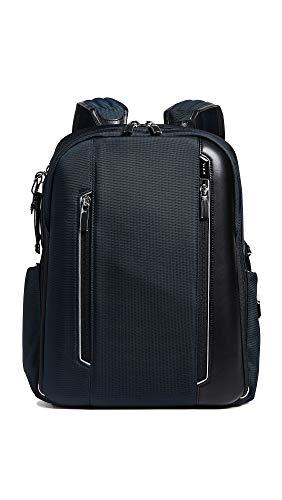 Tumi Men's Arrivé Logan Backpack, Navy, One Size