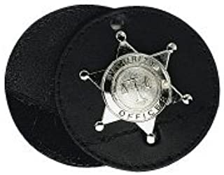 product image for Boston Leather Same As 5889, with 3in Circle - 5889S-1