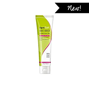 DevaCurl Wave Maker Touchable Texture Whip, 5 Ounce