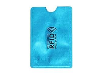 10pcs RFID El Bloqueo de la Tarjeta de crédito Mangas ...