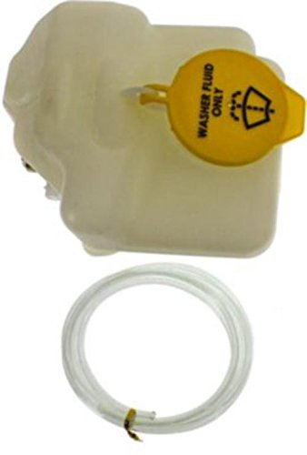 Crash Parts Plus CPP with Pump Direct Fit Plastic Washer Reservoir for 97-06 Jeep Wrangler CH1288146