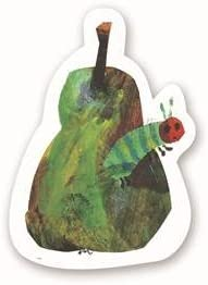 Amazon.com: Walls 360 Wall Poster/Decal - Very Hungry Caterpillar ...
