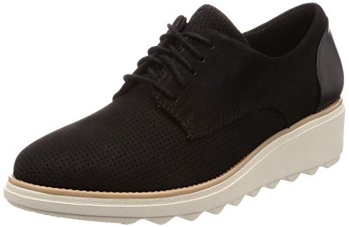 Clarks Damen Sharon Crystal Derbys