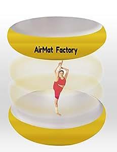 Amazon.com: AIRMAT FACTORY Airspot Gymnastics Airtrack ...