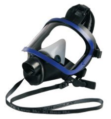 Full Face Gas Mask Reusable Silicone Respirator NBC Protection, 40mm Filter Size For Industrial Use, Chemical Handling, Painting, Welding, Survival, Prepping (Gas Mask Tube Hose compare prices)