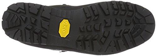 Hanwag Men's Alaska GTX Climbing Shoes Multicolour (Schwarz_black 12) JgEfR2jr