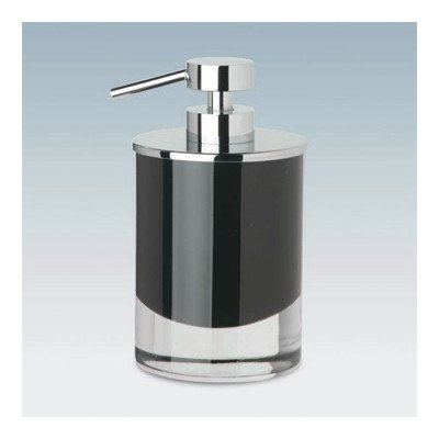 Windisch Crystal - Windisch 90435-M-637509842987 Fashion Crystal Collection Soap Dispenser, White