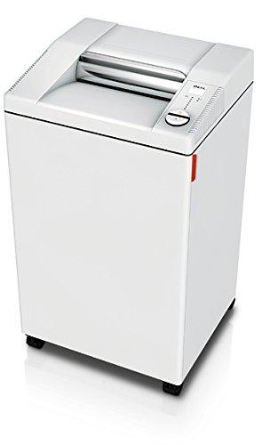 Ideal 3104CC/4x 40mm Cross Shredding, weiß Aktenvernichter–zerstörerischen von Papier (Cross Shredding, 31cm, 4x 40, 120l, weiß, 640W) Krug & Priester 31049111