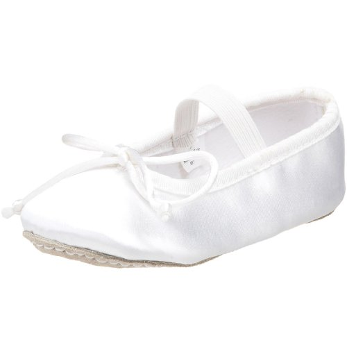 Dyeables Kids Shoe (Dance Class SB100 Dyeable Satin Ballet (Toddler/Little Kid),White,9 M US)