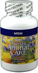 Azmira MSM holistic animal care 100 capsules by Azmira (Image #2)