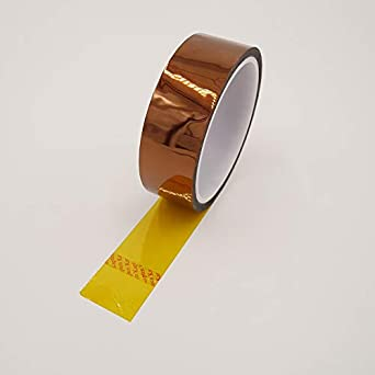 20mm 30M 100ft Kapton Tape Adhesive High Temperature Heat Resistant Polyimide