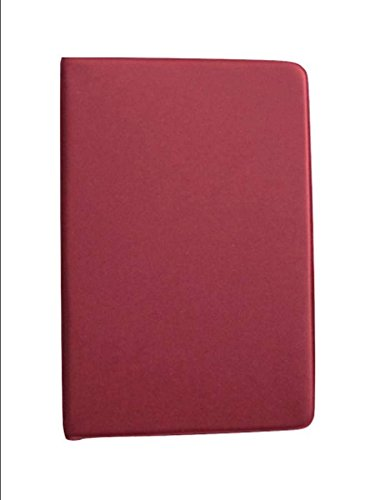 Mead 46030-BY Mini 6-Ring Burgundy Memo Book with 3 x 5-inch Lined Paper