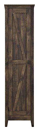 Ameriwood Home 7531096COM Farmington Wide Storage Cabinet, 18'', Rustic by Ameriwood Home (Image #5)