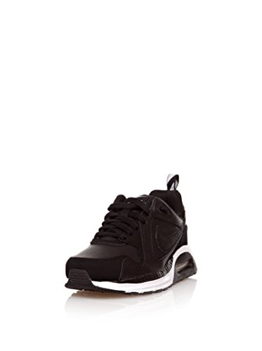 Nike Air Max Trax (GS) - Zapatillas para niño Negro / Blanco