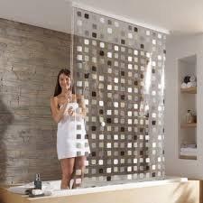 Kleine Wolke Rideau De Douche Avec Fixation Plafond Et Mosaique