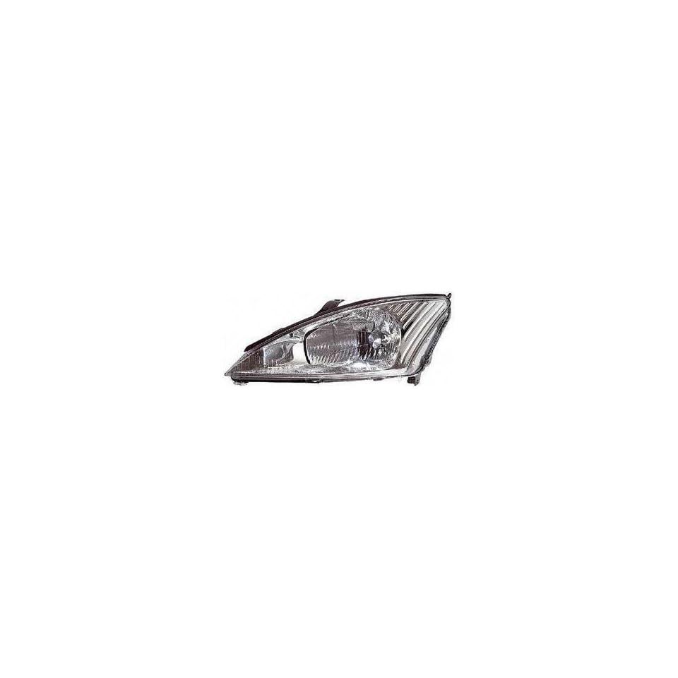 00 02 FORD FOCUS HEADLIGHT LH (DRIVER SIDE), W/O HID Lamp, SVT Model (2000 00 2001 01 2002 02) 20 5828 00 3S4Z13008CB