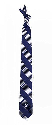 BYU Brigham Young University Tie Skinny Woven Polyester Necktie