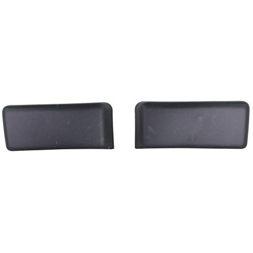 11 12 13 14 Ford F150 Front Bumper Insert Cap Delete Panel Set Pair of 2 Ecoboost 3.5l FO1053100