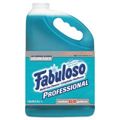 Fabulosoamp;reg; - All-Purpose Cleaner, Ocean Cool Scent, 1 gal Bottle, 4/Carton - Sold As 1 Carton - Cleans while leaving a long-lasting scent.