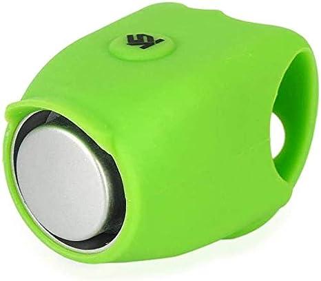 Hehe Timbre eléctrico para Bicicleta, 120 dB, Timbre de Bicicleta ...
