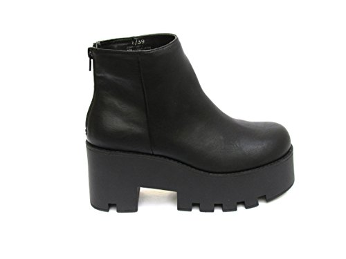 Lipstick Women's Boots Black Nero DM5OOQqa